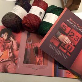 Twisted root scarf: leuk project voor beginnende en gevorderde breiers